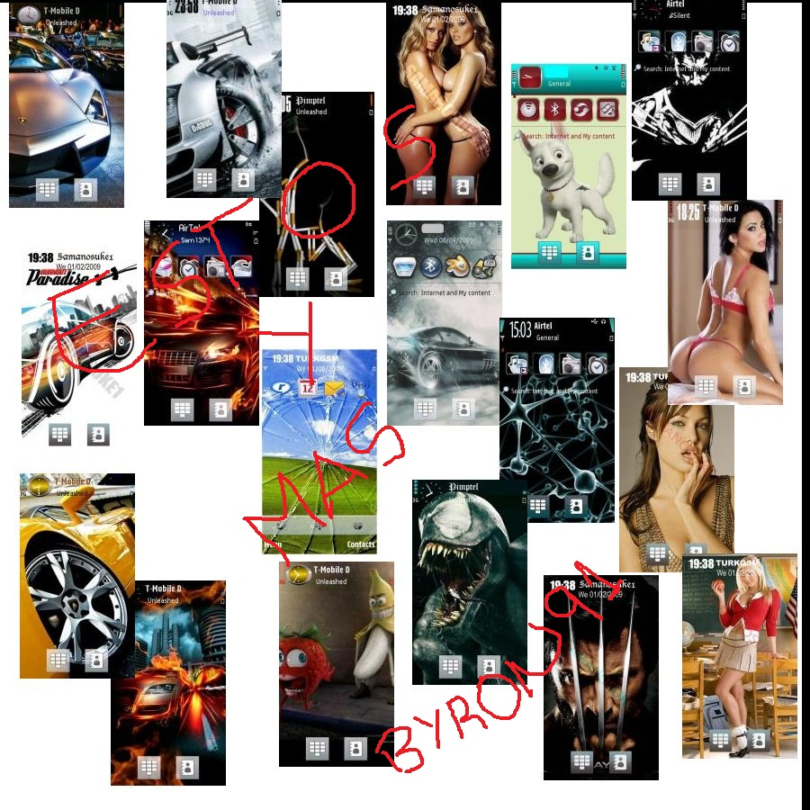 AW: Wallpaper für Nokia 5800 xPress Music. Probiert mal dieses hier auf dem