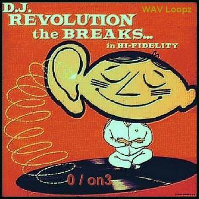 DJ Revolution   Breaks (WAV), samples audio, WAV, Breaks