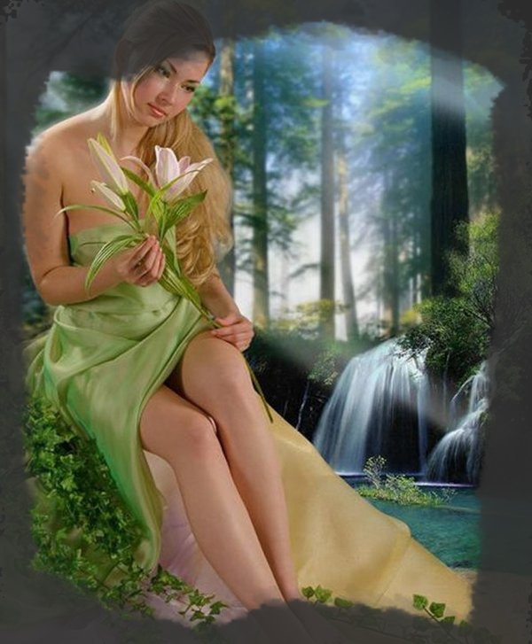 fleur-belle-femme-paysage-flora