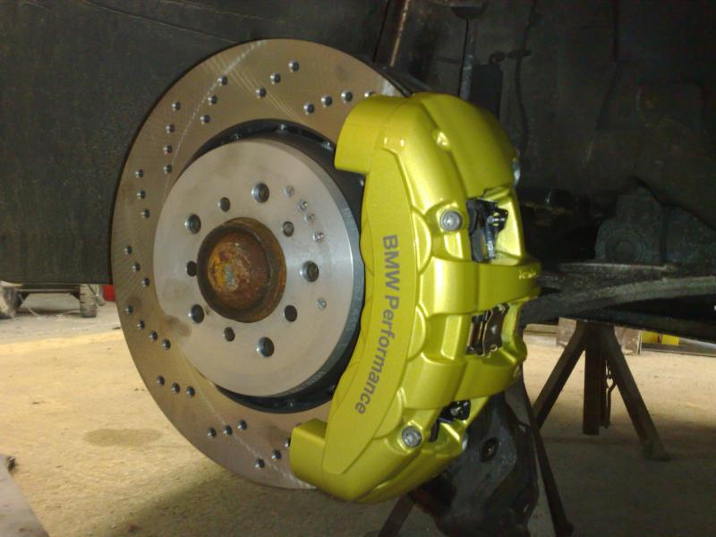 Bmw syst me de freinage en seconde monte e8x - Se couper le frein du gland soit meme ...
