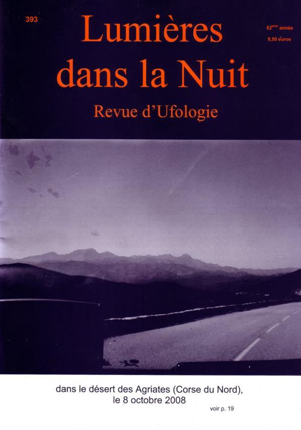 Lumières dans la Nuit (Site & Revue) Ldln393-e97805