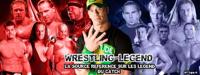 Wrestling Legende La Passions des Hall Of Famers Index du Forum