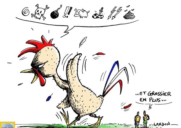 Photo du Français  TTC. Retour-coq-1e19daa