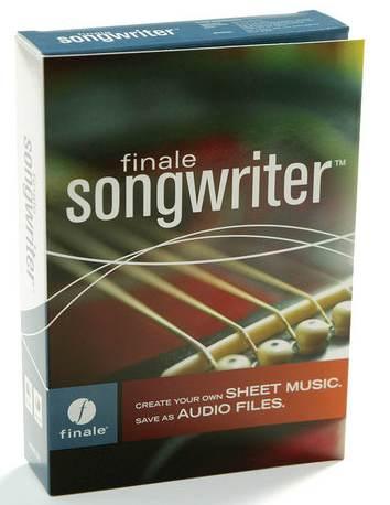 MakeMusic Finale SongWriter v2012 R3 CHAOS, software, SongWriter, MakeMusic, Finale