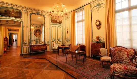 Musees - Salon louis xv ...