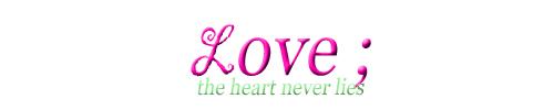 FICHE DE LIENS DE CLAIRE Q. J. ● the heart never lies Sans-titre-1-1075160