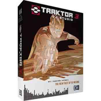 Native Instruments Traktor Pro v1.1.1, v1.1.1, Traktor Pro, Native Instruments, Magesy.be