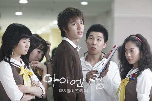 تقرير عن المسلسلات الكورية المدرسية I Am Sam Korean Drama Lee Min Ho