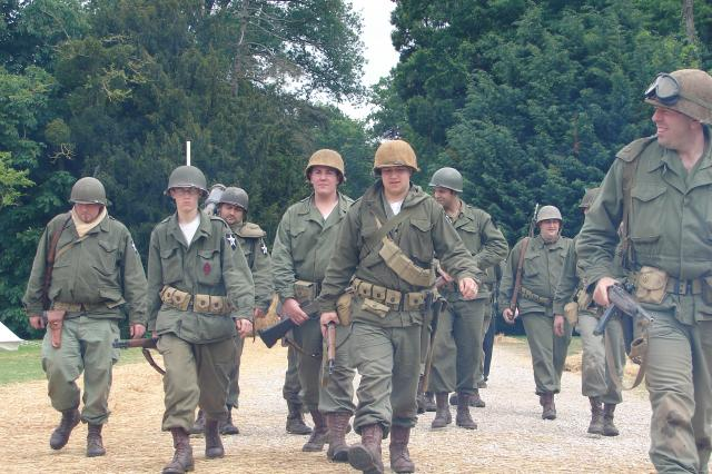 L'Association Crèvecoeur: La 29éme Division d'Infantrie U.S. de 1942-1945 Dsc04286-f070d7