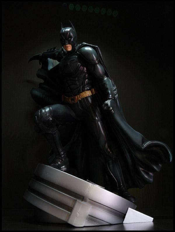 """THE DARK KNIGHT BATMAN """"DARK KNIGHT BAT-SUIT"""" P1010011-82dbaf"""