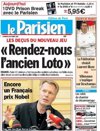 Le Parisien du 24 Janvier 2012 torrent