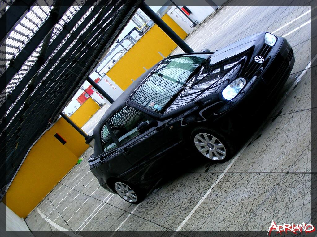 Mon mk4 cab carat tdi for O garage corbeil
