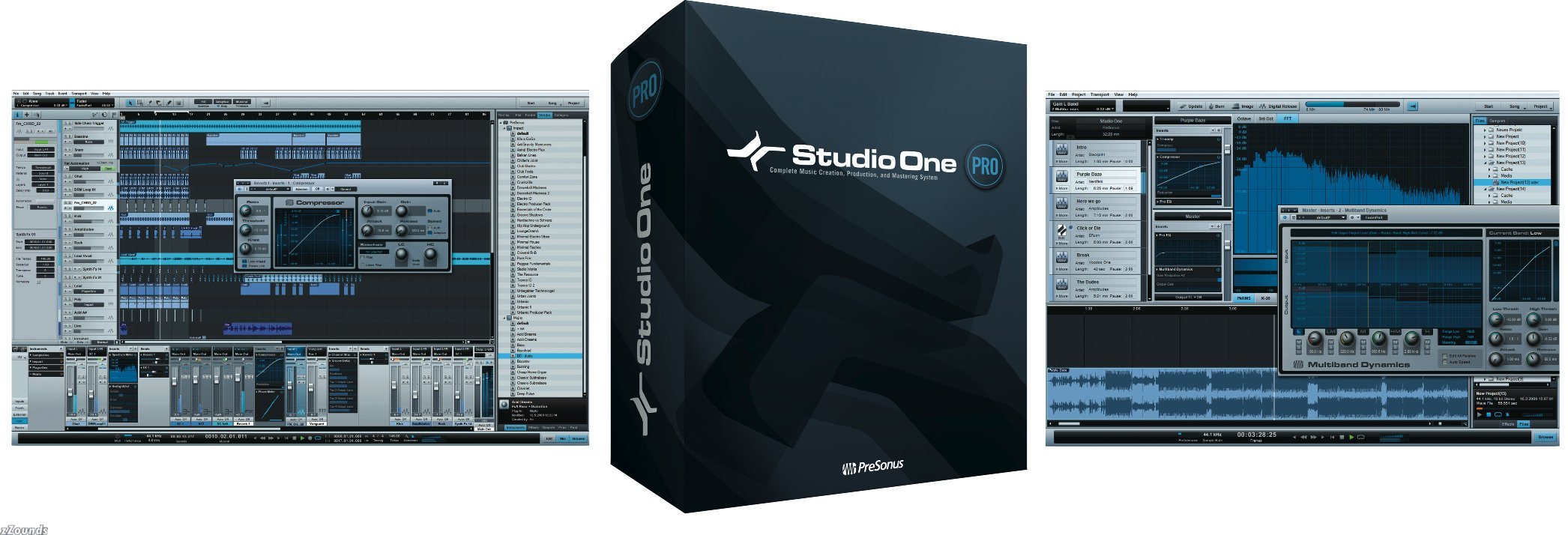 PreSonus Studio One 1.0.0.9920 WIN-UNiON